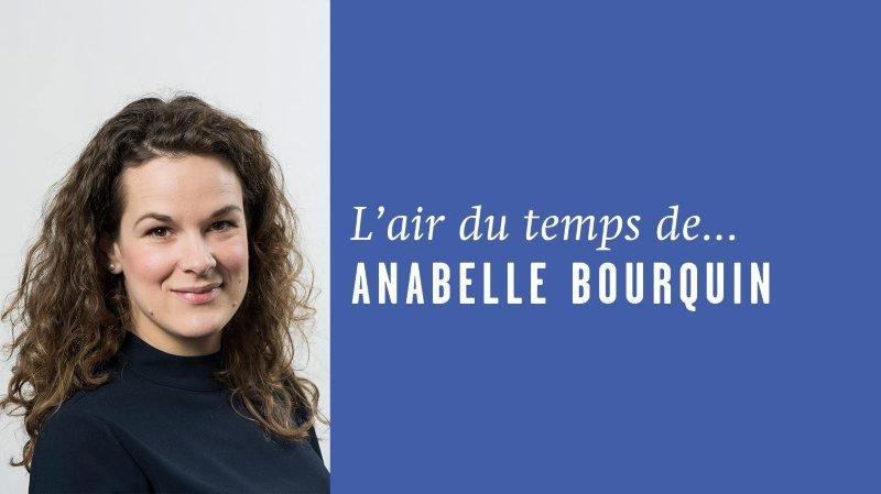«Bescherelle ta mère!», l'air du temps d'Anabelle Bourquin
