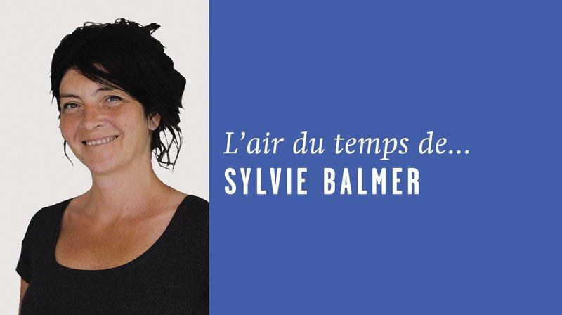 «Prendre soin des autres», l'air du temps de Sylvie Balmer
