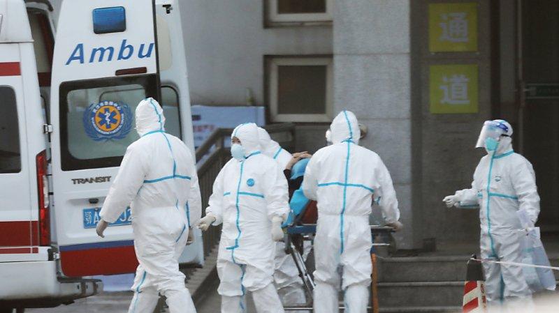 Chine: le bilan du nouveau coronavirus monte à 17 morts
