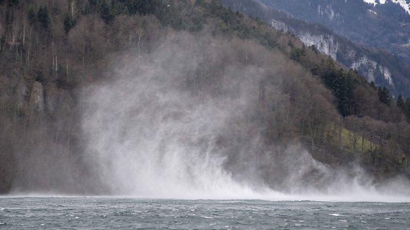 Météo: une forte tempête est attendue entre dimanche soir et mardi soir dans les Alpes