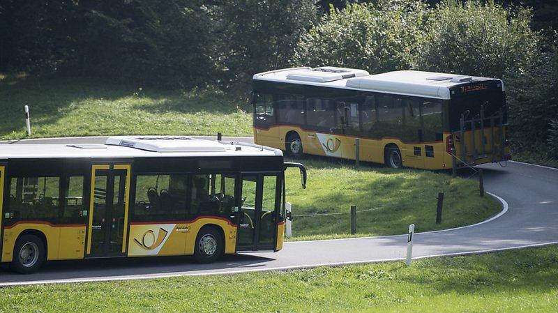 Car Postal veut introduire 100 bus non polluants d'ici 2024