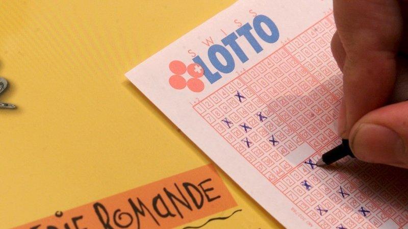Swiss Loto: une personne a remporté 1 million de francs avec un ticket validé dans le Jura