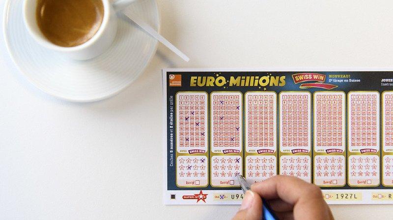Euro Millions: un joueur remporte plus de 18 millions de francs