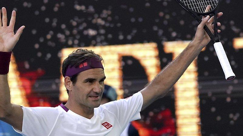 Tennis – Open d'Australie: Federer sauve 7 balles de match contre Sandgren et se qualifie pour les demi-finales