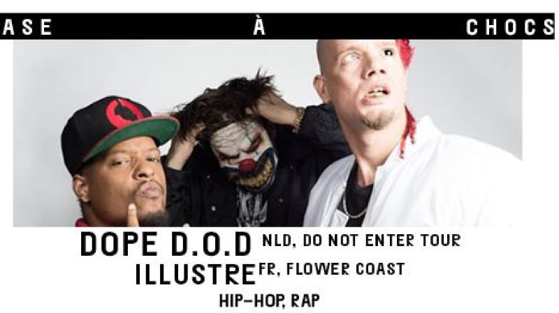 Dope D.O.D. / Do Not Enter Tour 2020