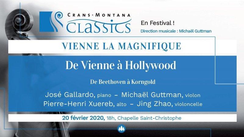 De Vienne à Hollywood
