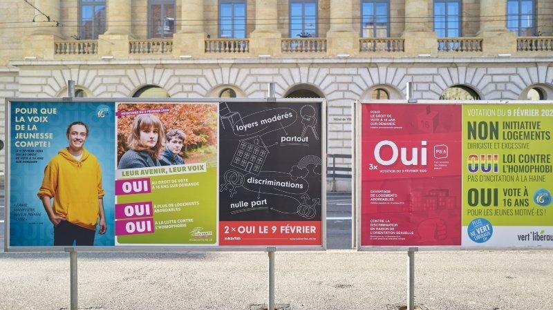 Le canton de Neuchâtel dit un non net au vote à 16 ans