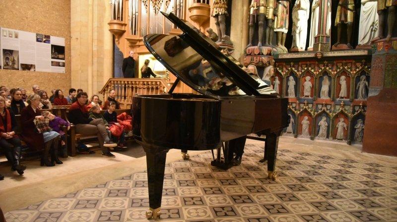 Beethoven: un Neuchâtelois a lancé le pari fou de remplacer l'orchestre par de l'orgue dans les concertos pour piano
