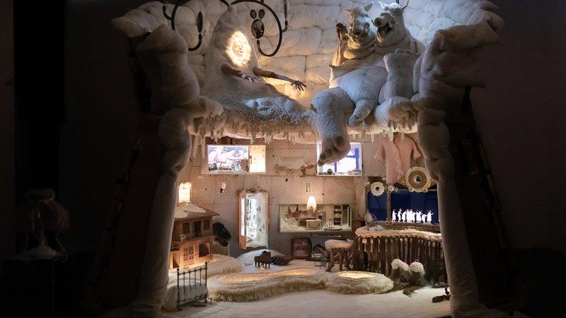 Neuchâtel: balade entre les rêves de quatre artistes à la galerie C