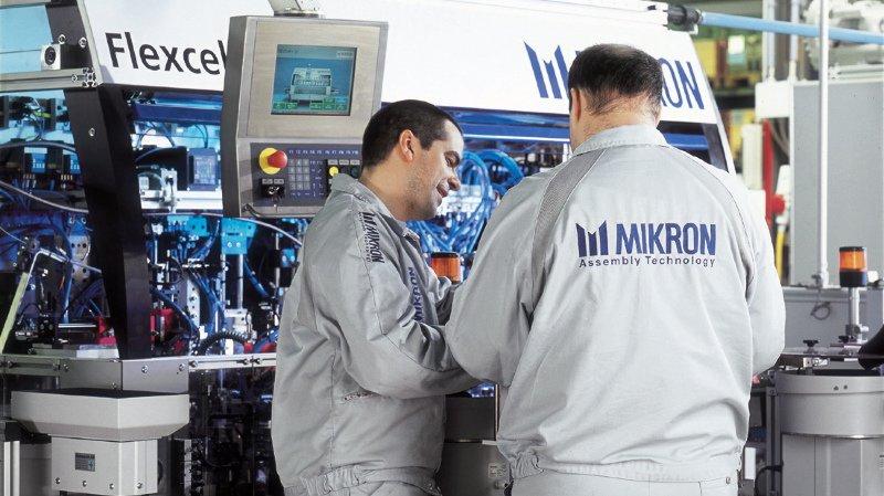 L'entreprise de machines-outils annonce un chiffre d'affaire 2019 en augmentation de 4% par rapport à l'exercice précédent.