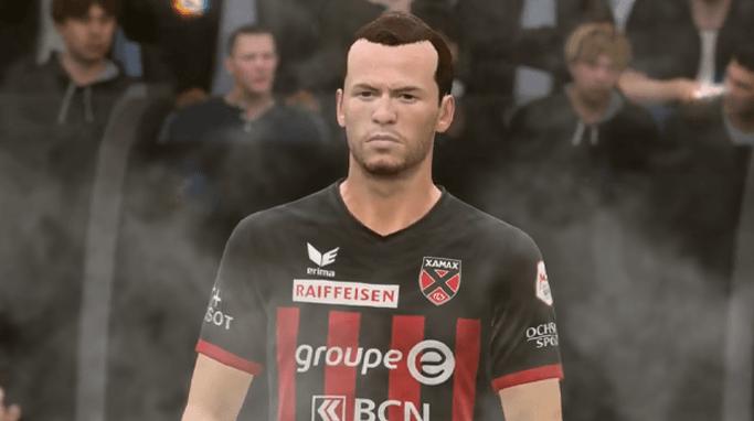 Xamax cherche des joueurs pour son équipe sur Fifa