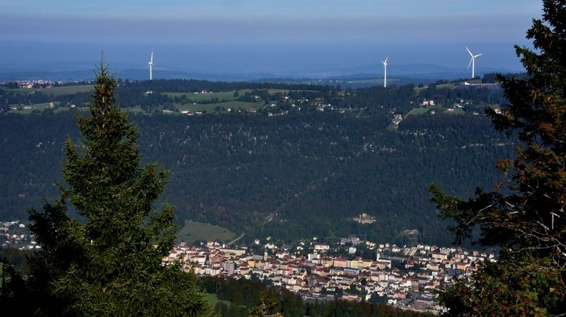 Autonomie énergétique de 90% entre Saint-Imier et Le Noirmont
