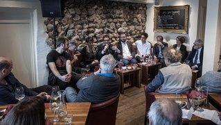 Les héros de La Chaux-de-Fonds applaudis à Soleure