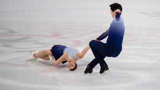 Un couple neuchâtelois heureux malgré son élimination