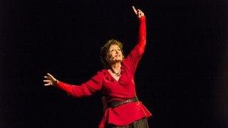 Yvette Théraulaz raconte les hommes de sa vie au théâtre du Passage