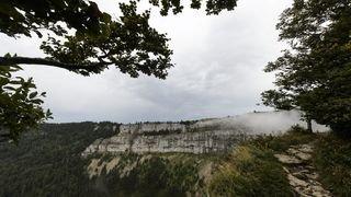 Neuchâtel et Vaud déboutent les opposants au nouveau Creux-du-Van