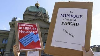 Neuchâtel: faut-il sauver la Haute Ecole de musique?
