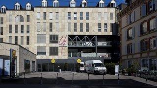 Neuchâtel: un feu s'est déclaré à la rue de L'Ecluse