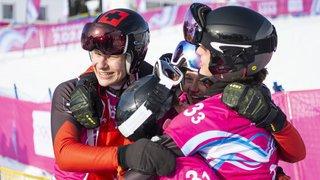 Robin Tissières, champion olympique des JOJ en cross par équipe: «La fête sera terrible au village olympique»