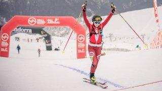 Marianne Fatton deuxième d'une épreuve de Coupe du monde en Andorre