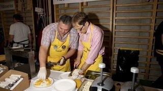 Ils ont célébré la raclette et la gommeuse au Val-de-Ruz