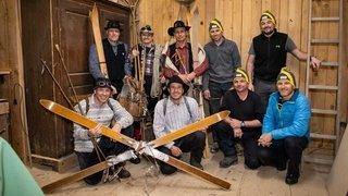 50 ans de la station du Crêt-du-Puy: les Vieilles Lattes sont chez elles