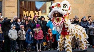 Nouvel An chinois: les Neuchâtelois sont entrés dans l'année du rat