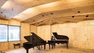 Un demi-million de francs pour de nouveaux pianos au Conservatoire de musique neuchâtelois