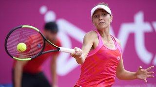 Tennis: la jeune Leonie Küng se qualifie pour sa première finale au tournoi de Hua Hin