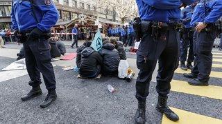 Neuchâtel: à l'école de la désobéissance civile avec Extinction Rebellion