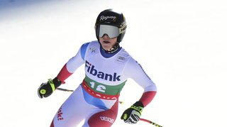 Ski alpin: Lara Gut-Behrami termine 3e du super-G de Bansko