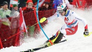 Ski alpin: Yule termine 3e au slalom de Schladming