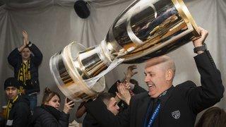HC Ajoie: les festivités après la victoire en Coupe de Suisse