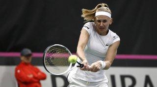 Tennis – Fed Cup: Jil Teichmann donne le 1er point à la Suisse