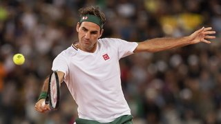 Tennis: Federer remporte le «Match in Africa» contre Nadal