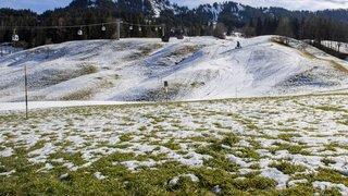 Météo: des températures printanières partout en Suisse