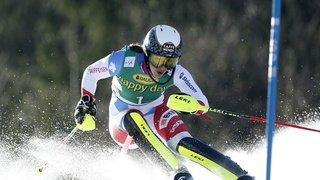 Ski alpin: Holdener décroche la 2e place du slalom de Kranjska Gora, Vlhova l'emporte