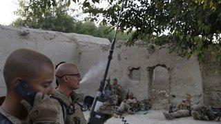 Moyen-Orient: record de munitions larguées par les Etats-Unis en 2019 en Afghanistan