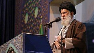 Ali Khamenei fustige les Européens
