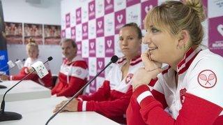 La star canadienne présente face à la Suisse?