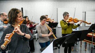 La Chaux-de-Fonds: le Moment baroque dégaine ses instruments d'amour