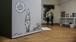 Le dessinateur Chappatte invité d'honneur du Musée des beaux-arts du Locle