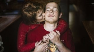 L'Amour raconté par le photographe neuchâtelois Guillaume Perret