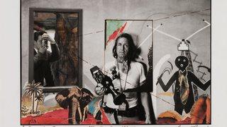 René Burri, le photographe suisse qui a conquis le monde