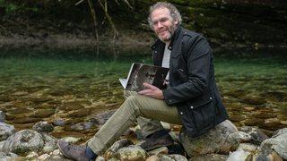 Samuel Crettenand, l'éditeur qui aime les voyages dans le passé