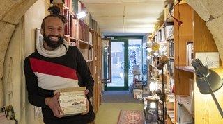 Neuchâtel: La Boutique du livre doit diminuer ses activités après un sinistre