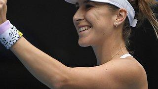 Tennis – Open d'Australie: Belinda Bencic se qualifie pour les 16es de finale