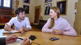 Vote à 16 ans: un partisan et une opposante face à face