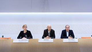 Coronavirus: pas de cas en Suisse, contaminations entre humains en Allemagne et au Japon