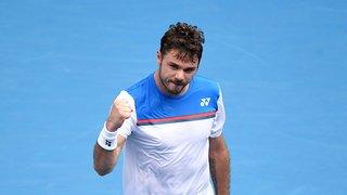 Tennis – Open d'Australie: Stan Wawrinka bat Daniil Medvedev en 5 sets et file en quarts de finale